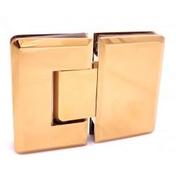 Zawias Prysznicowy SH180-C / Gold