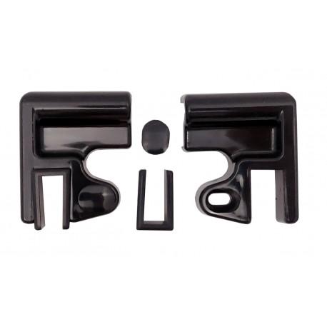 Łącznik Progowy - 2 / BLACK - 90 R/L