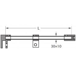Stabilizator prostokątny SR-112 / Gold